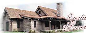 Quality handcrafted log homes